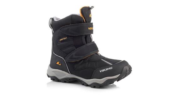 Viking Kids Bluster II GTX Shoes Black/Grey